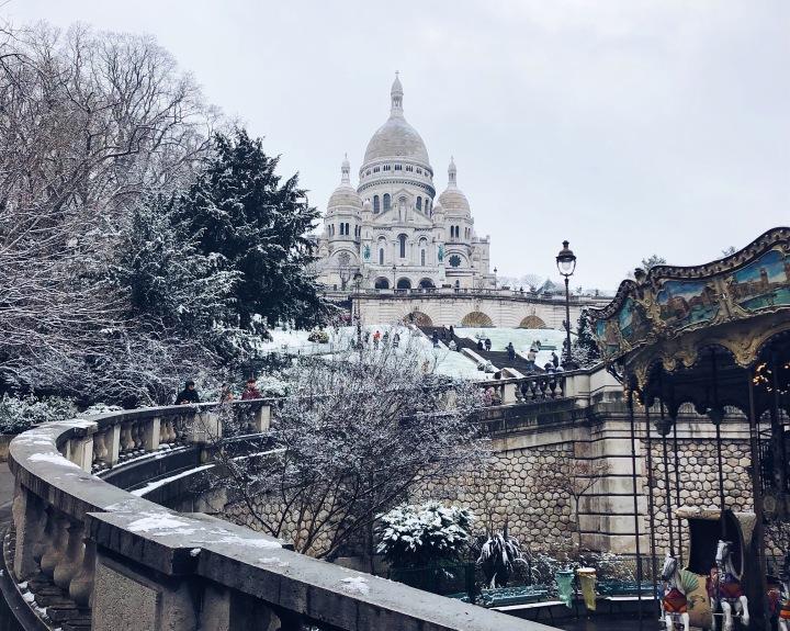 Top 4 Spots for a Parisian WinterWonderland