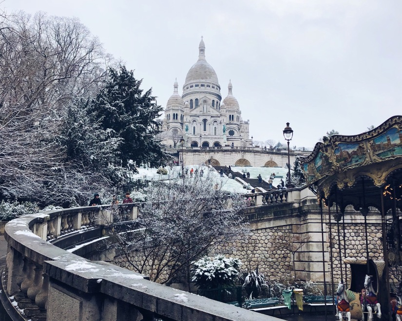 Top 4 Spots for a Parisian Winter Wonderland