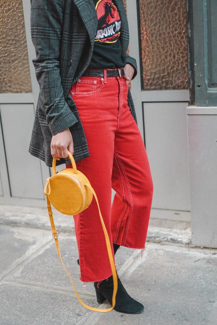standing bag